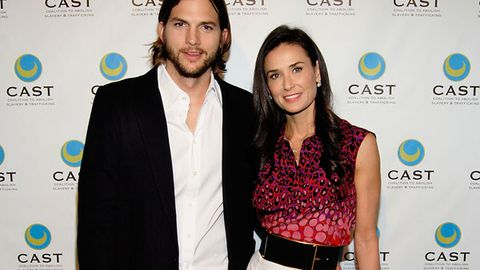 Pay day! Ashton Kutcher and Demi Moore finalise divorce two years after split