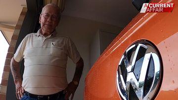 War veteran's battle after being sold 'lemon' car