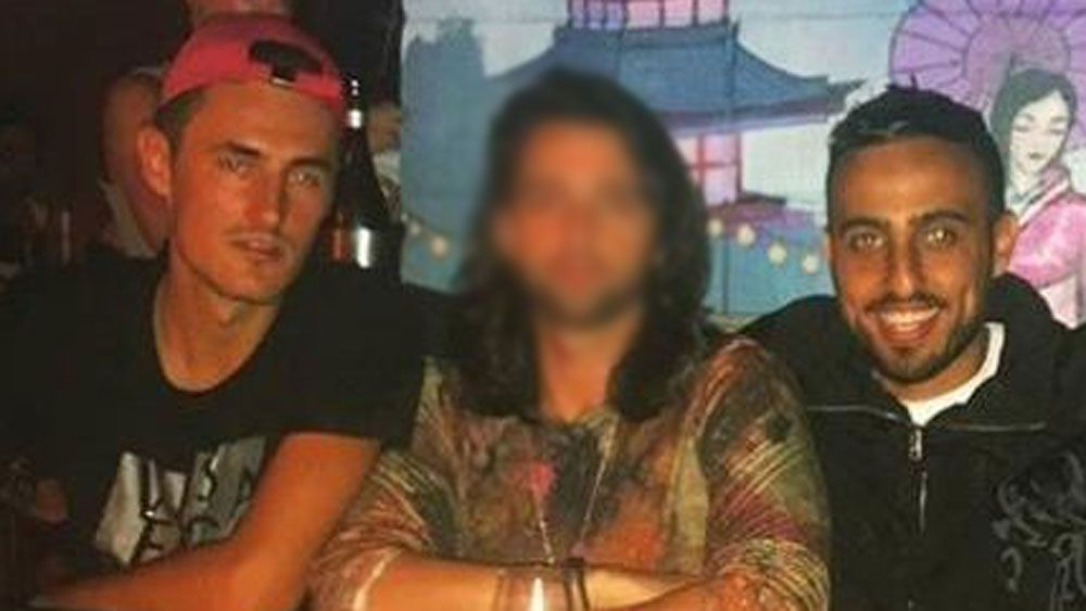Australian tennis star Bernard Tomic snapped with accused cocaine dealer on Gold Coast
