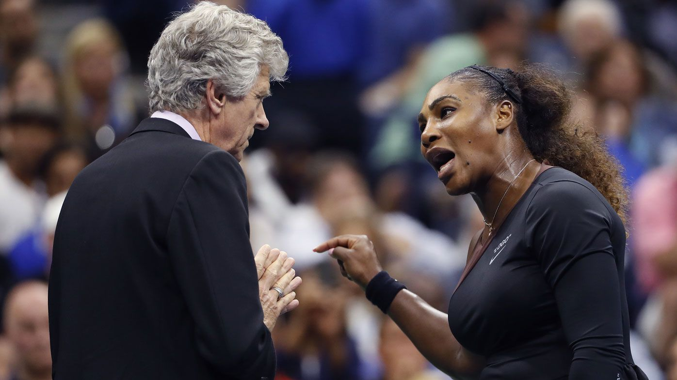 Serena Williams stood up for women's rights over umpire fight in US Open women's final