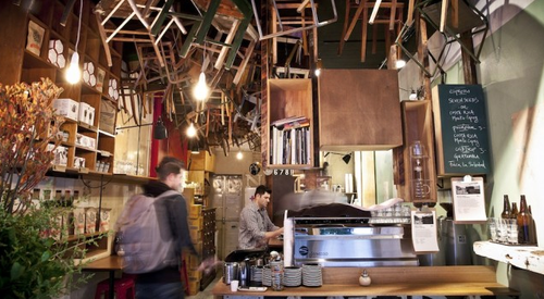 With hundreds of neat cafes hidden around the city, it's no surprise Melbourne ranked high for it's restaurant scene. (File)