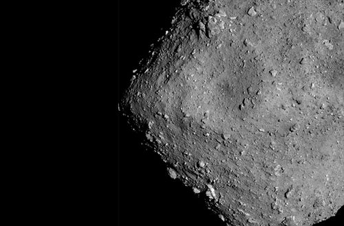 The Hayabusa-2 spacecraft reached the asteroid Ryugu in June after a three-and-a-half-year journey to the space rock