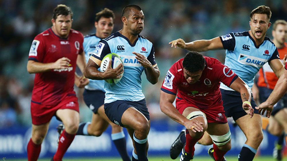 Tahs inflict more Super Rugby heat on Reds