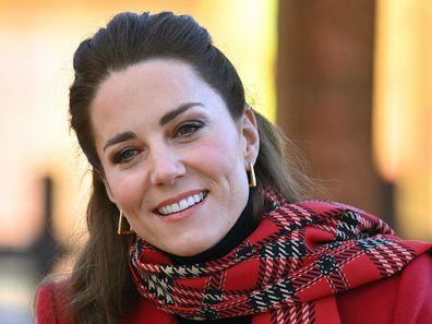 Kate Middleton royal engagement Cardiff Castle holidays