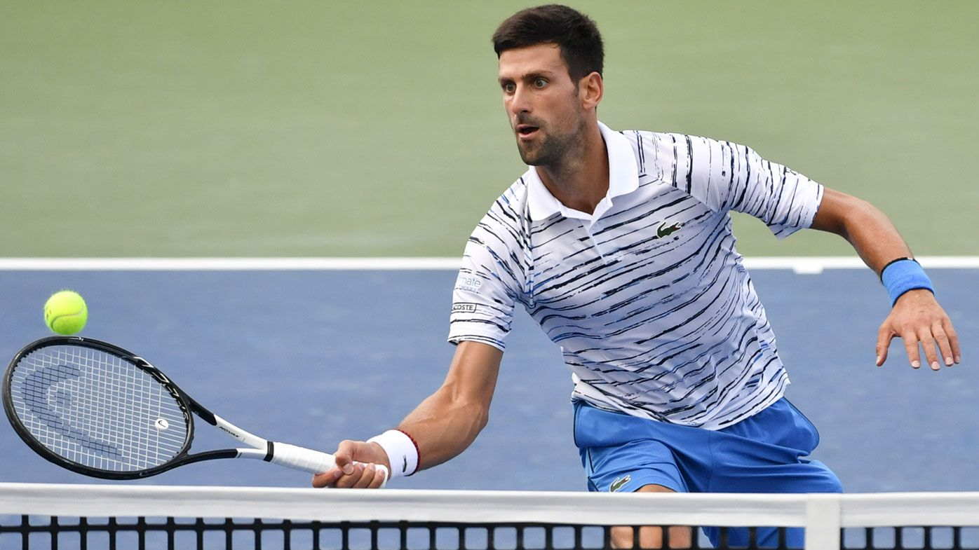 Daniil Medvedev upsets Novak Djokovic in Cincinnati Masters semis