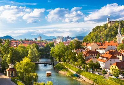 Swap Venice for Slovenia