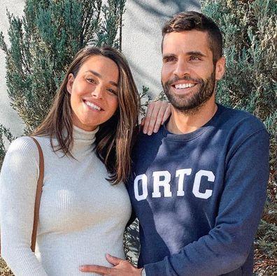 Jess Dover and Jared Petrenko split