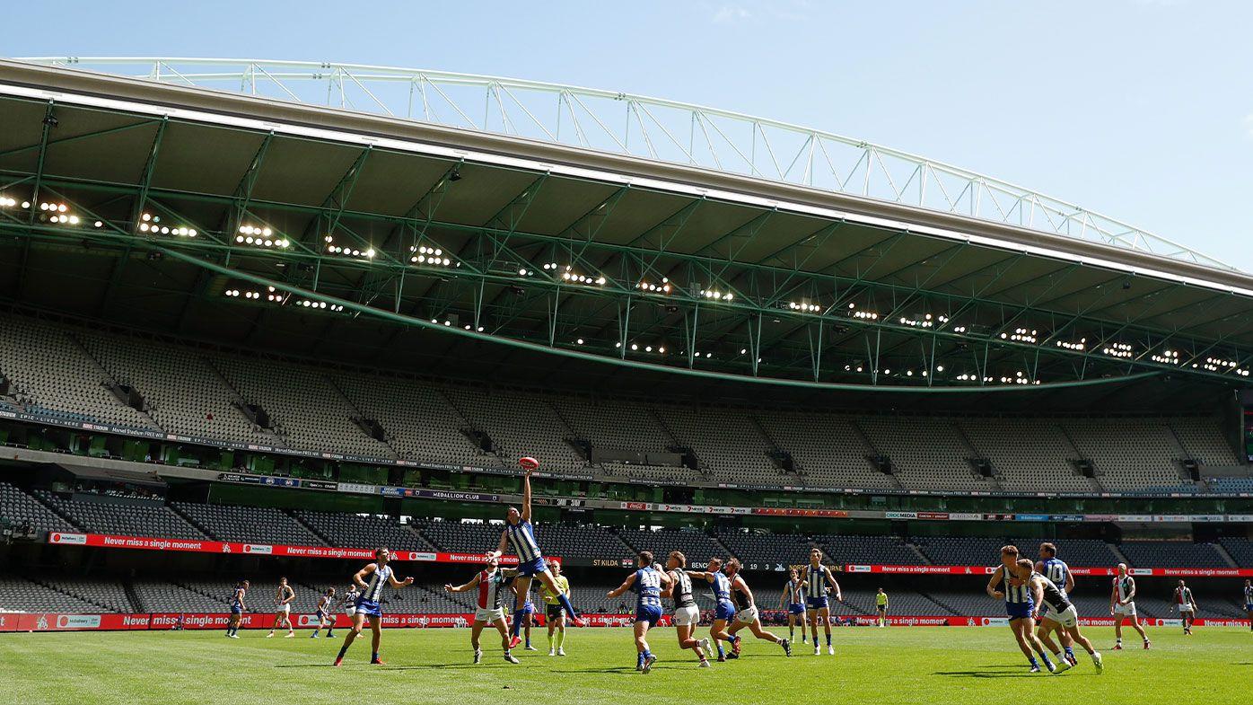 Marvel an 'option' for AFL grand final