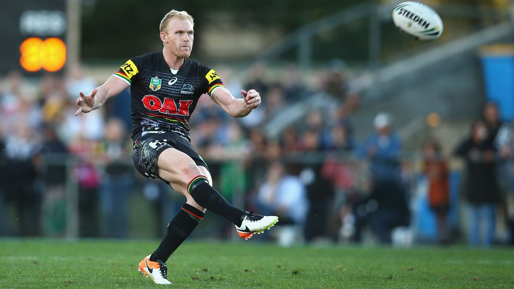 NRL Panthers win a close one in Bathurst