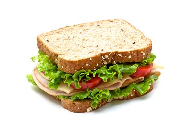 3. Sandwiches and burgers