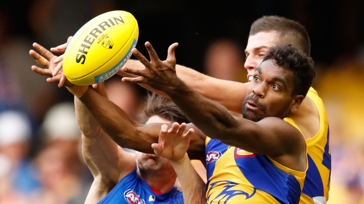 West Coast Eagles add to Western Bulldogs' AFL woes with crushing win at Etihad Stadium