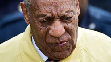 Cosby is charged with drugging and sexually molesting a Temple University women's basketball administrator at his suburban Philadelphia home in 2004. (AP)