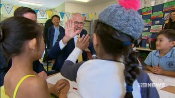 Sydney teachers criticise the federal budget