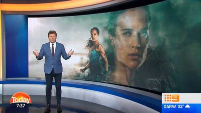 Richard Wilkins rips 'Tomb Raider' to shreds in rare 1-star review: 'It is a stinker'