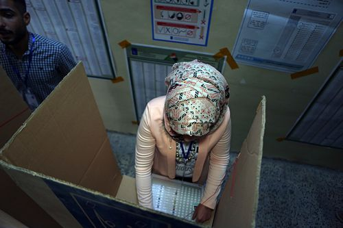 Iraqi polls open in first elections since victory over IS