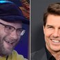 Seth Rogen recalls being filmed peeing in bottle before Tom Cruise meeting
