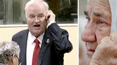 Ratko Mladic guilty of genocide for Bosnia horrors