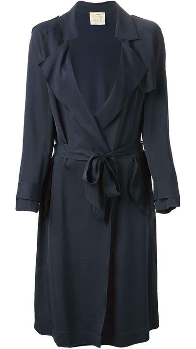 "<a href=""http://www.farfetch.com/au/shopping/women/forte-forte-loose-fit-trench-coat-item-10987052.aspx?storeid=9111&ffref=lp_99_3_""> Loose Fit Trench-Coat, $666.60, Forte Forte</a>"