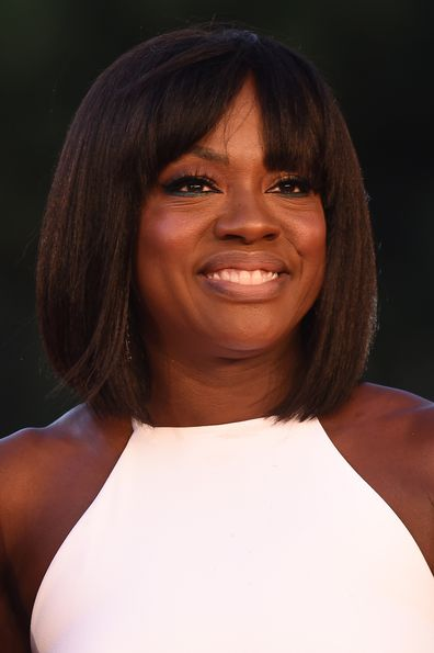 Viola Davis, playing Michelle Obama, new anthology series