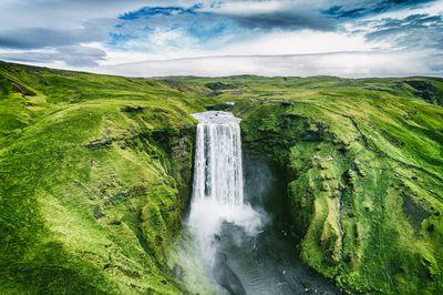 5. Skógafoss, Iceland