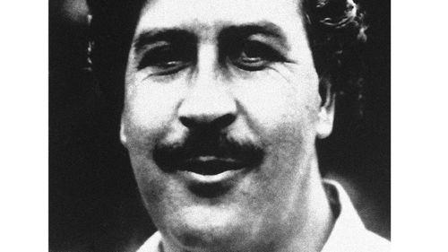 Pablo Escobar in 1988. Photo: AP