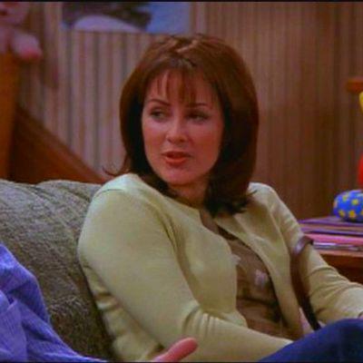 Patricia Heaton as Debra Barone: Then