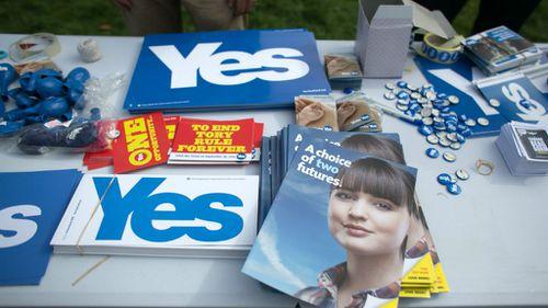 Scotland divided as breakaway poll nears