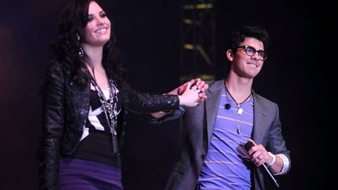 Demi, Joe Jonas