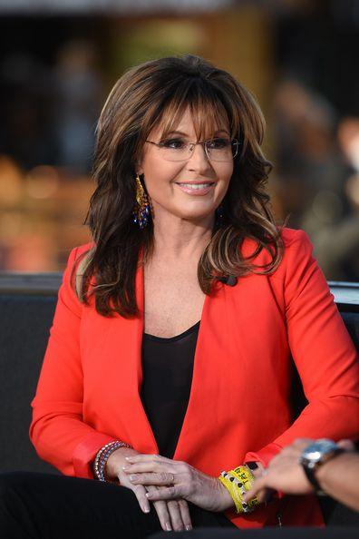 Sarah Palin tests positive to COVID-19