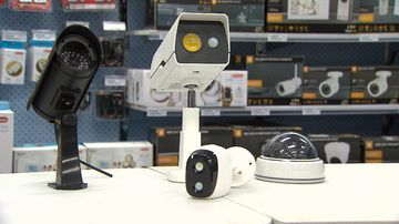 A full home security system with cameras can cost thousands, but new fake devices are hitting the market