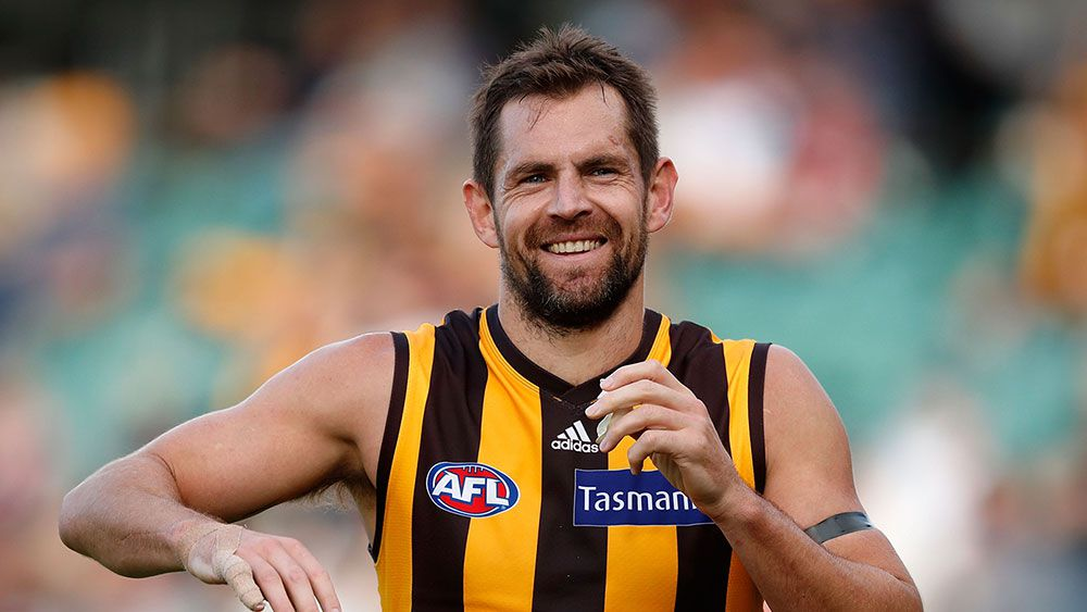 Hawks great Luke Hodge to retire from AFL