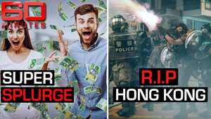 Super splurge, R.I.P Hong Kong, Wrongs and rights