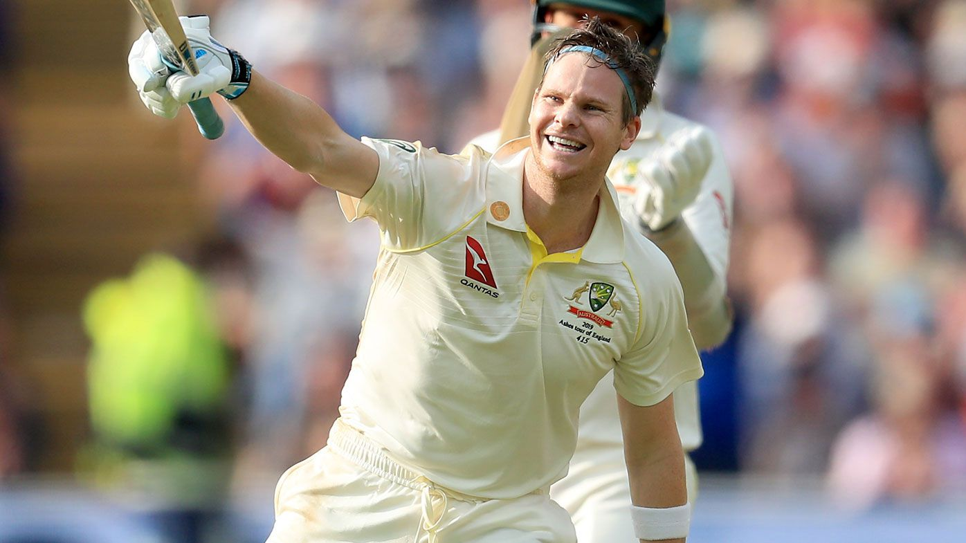 The ultimate redemption story: Steve Smith stands tall on day one of first Ashes Test
