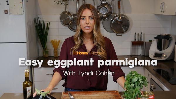 Lyndi Cohen - Easy eggplant parmigiana