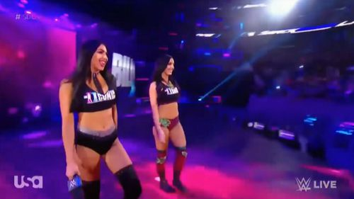 Billie Kay and Peyton Royce are living their dreams representing professional wrestling.