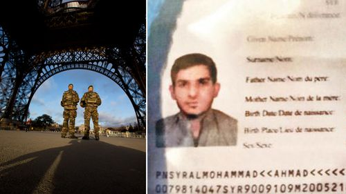 French authorities identify second Paris terror gunman