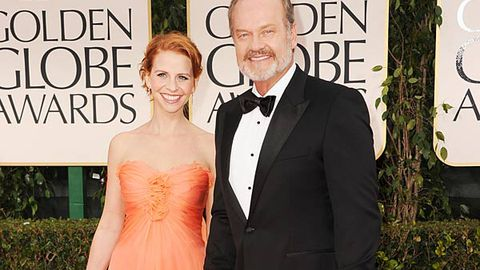 Kelsey Grammer at the 2012 Golden Globes