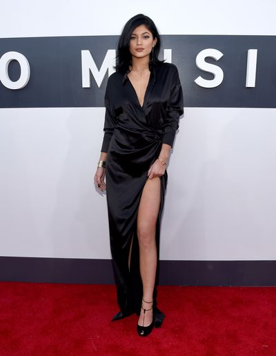 Kylie Jenner in Alexandre Vauthier at the 2014 MTV Video Music Awards in California, August, 2014