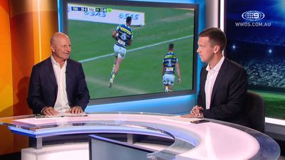 Peter Sterling assures there is still a 'long way to go' for Parramatta Eels
