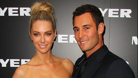 What's in a name? Jennifer Hawkins won't be changing her surname after marriage