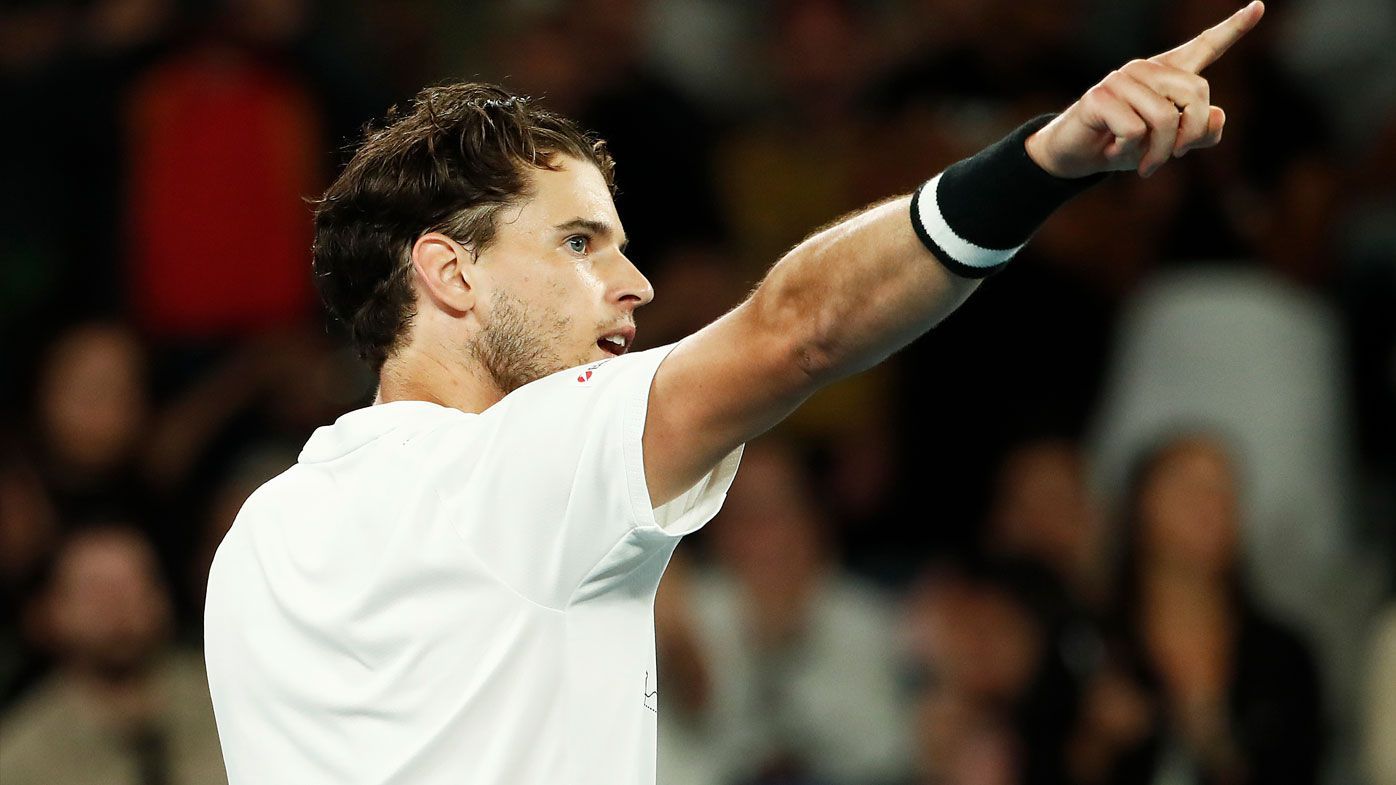 'I was dealing with the loss already': Dominic Thiem's stunning admission after five-set thriller against Nick Kyrgios