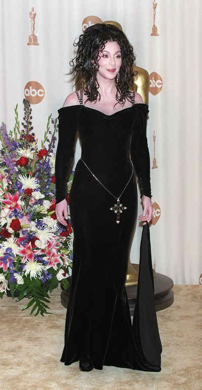 Cher at the 72nd Academy Awards, March, 2000