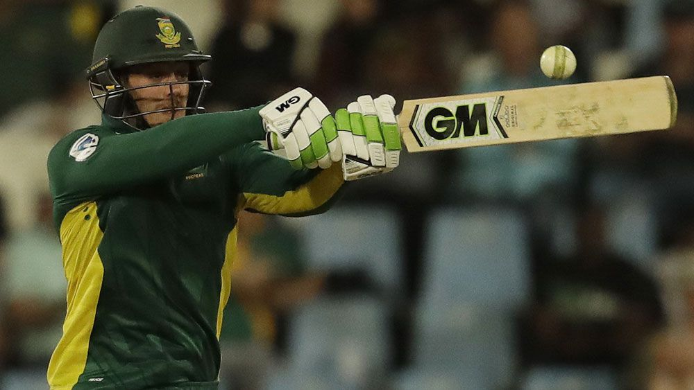 Aussies battered by Proteas in first ODI