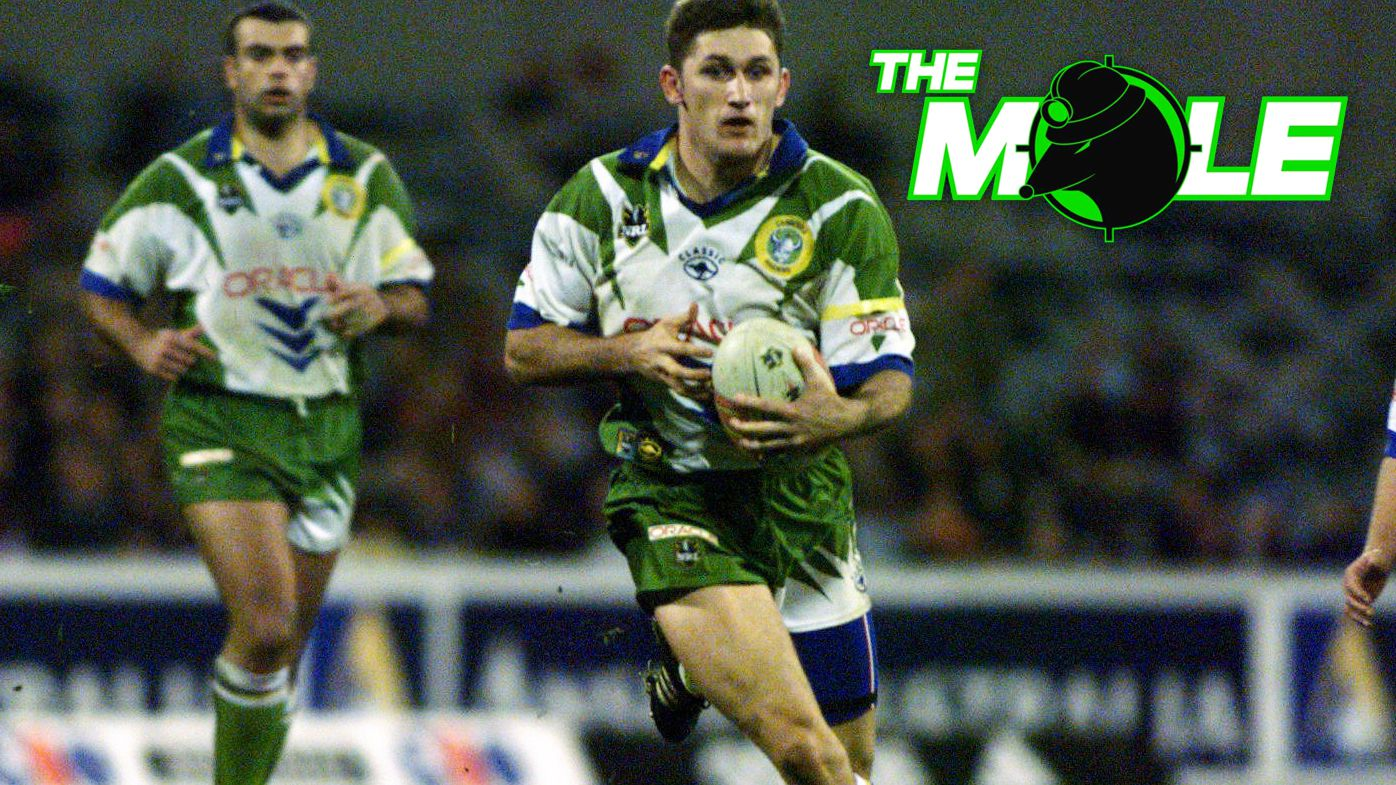 The nephew of Canberra legend Brett Mullins has signed with the Raiders.