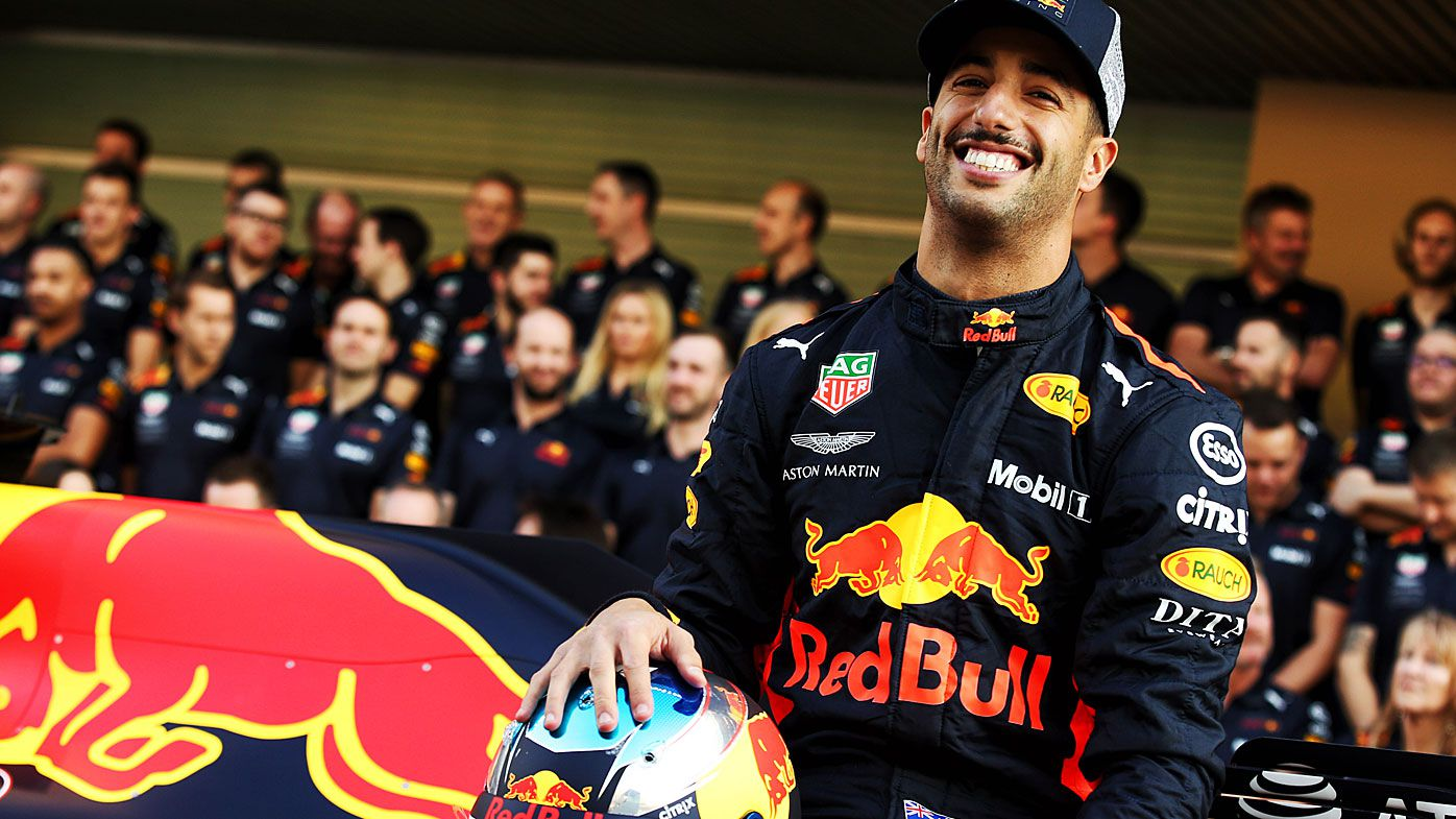 Daniel Ricciardo ready for tears and beers in final race with Red Bull