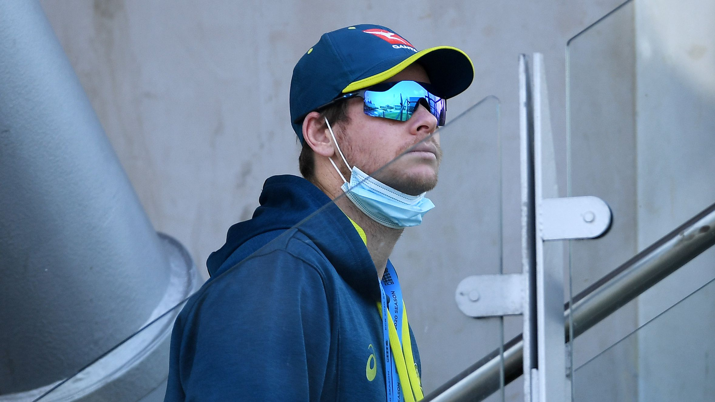 Fresh fears for Steve Smith's health after he vomited following a training session