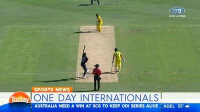 Cricket live blog: Australia vs England third one-day international at the SCG, updates, scores, video
