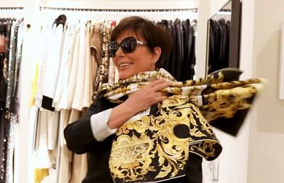 <strong>Kris Jenner</strong>