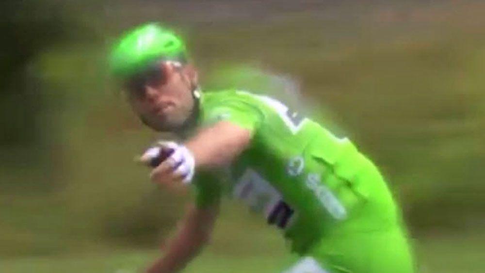 Tour de France: Cavendish calls cameraperson a 'f---ing wanker'