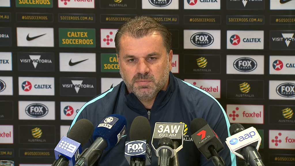 Ange slams critics